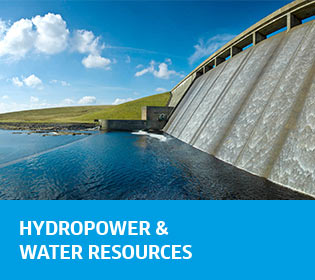 Teaser hydropower and water resources